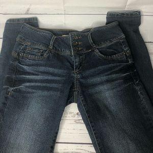 Blue spice kids jeans